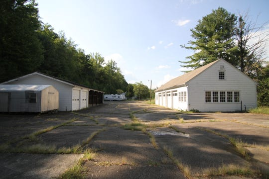 Town officials had planned to lease space to what was then Mission Health  inside the U.S. Forest Service property acquired in 2017.