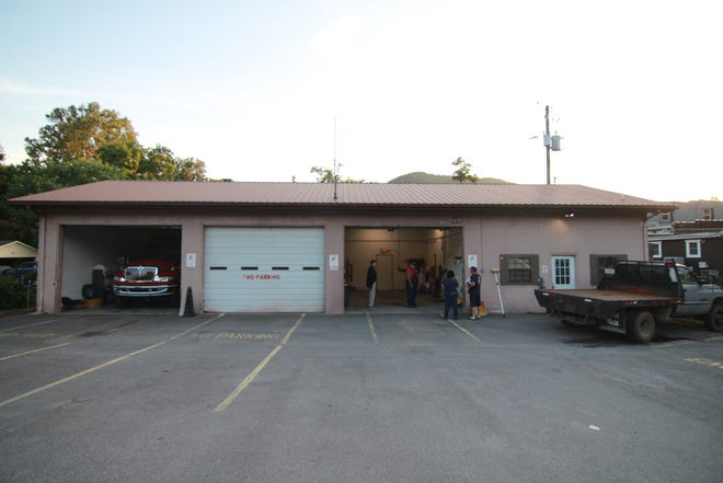 The Hot Springs Fire Department currently shares space with EMS personnel on Andrews Street.