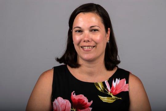Caller-Times Editor Mary Ann Cavazos Beckett