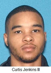 A search party is underway to find Curtis Jenkins III, 20, who went missing Monday from his Camden home.