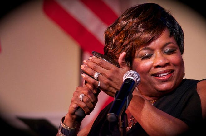 "Joilet Harris, a Philadelphia-born singer and actress who has 37 years of professional acting and music experience, will lead off the cabaret series ""Off-Boardwalk at the Showboat Hotel."""