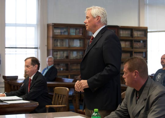 Pike County sheriff pleads not guilty in 16-count criminal case