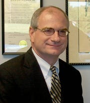Columbia Township Administrator Mike Lemon