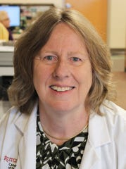Margaret Masterson is a pediatric hematologist/oncologist at the Rutgers Cancer institute and LITE program medical director.