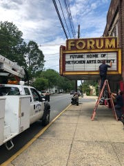 Metuchen has purchased the Forum Theatre on Main Street