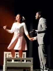"""Hundreds of theatergoers were moved by a very special production of """"Hairspray, Jr."""" performed this weekend by the CAU Community Players, a troupe of actors both with and without developmental disabilities. The troupe staged three productions of the popular musical at the Rahway High School Center for Performing Arts on the last weekend in June."""