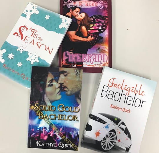 Somerset County Deputy Clerk of the Freeholder Board Kathryn Quick also is an Amazon Top 100 author who has written 19 books, mostly in the romance genre.