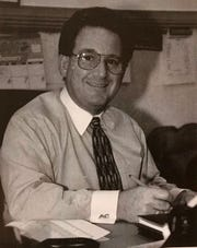 Anthony Cataline circa 1990s. The Linden principal is retiring after 48 years.