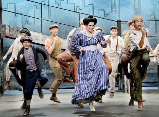 "The Des Moines Community Playhouse production of Disney's ""Newsies"" hits the stage July 12-Aug. 4."