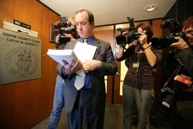 Channel 4 Investigative reporter Kevin Dietz in a 2008 file photo.