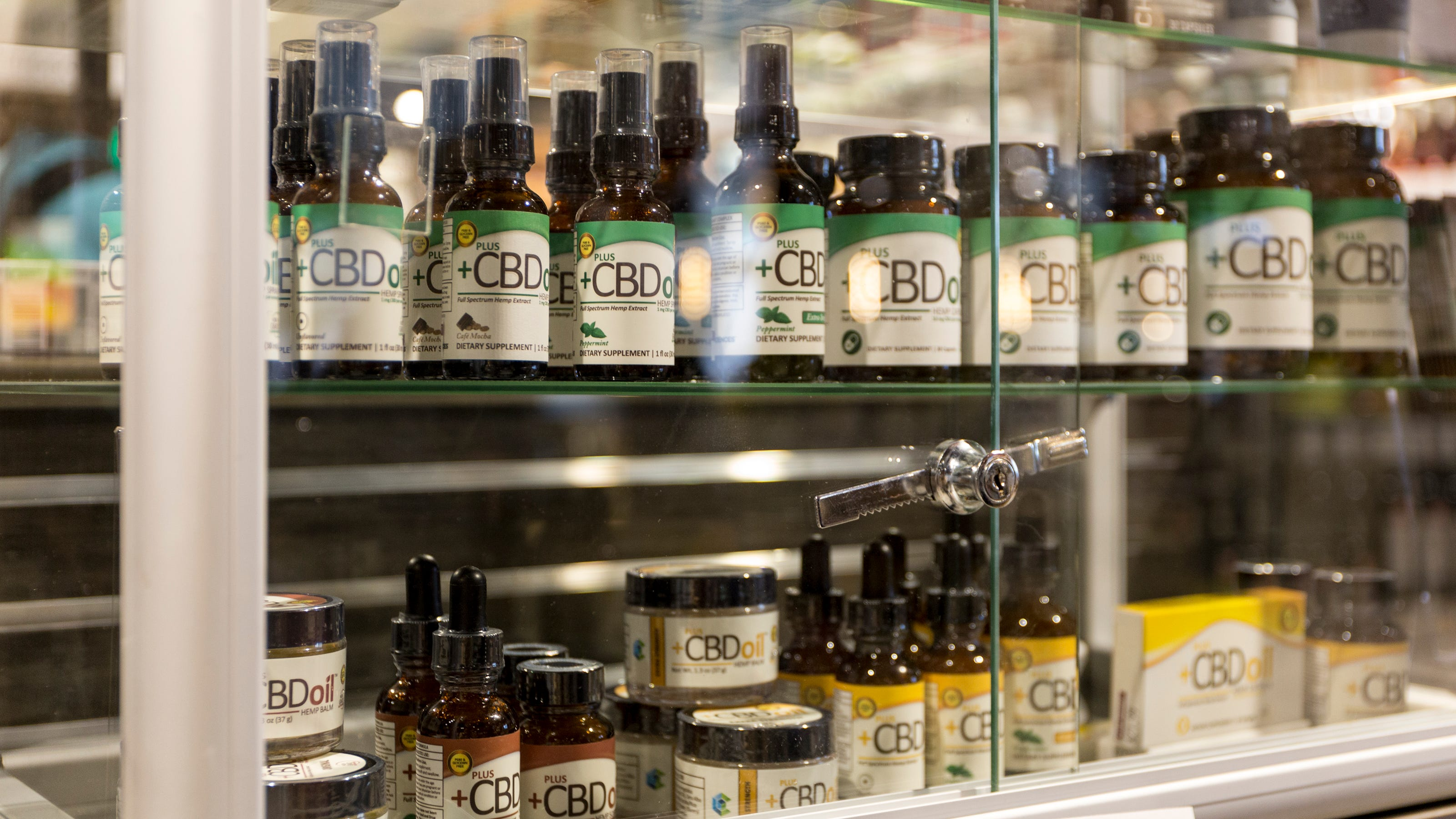 With CBD sales rising, here's what you should know before buying
