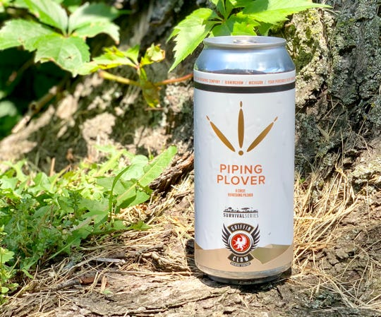 The Detroit Zoological Society and Birmingham-based Griffin Claw Brewing Co. announced Monday the release of Piping Plover Pilsner, a special brew named for an endangered shorebird that nests along the Great Lakes.