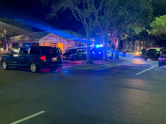 Fort Myers police and the Lee County medical examiner's were at the scene of a death investigation in a Publix supermarket parking lot off Summerlin Road Monday night.