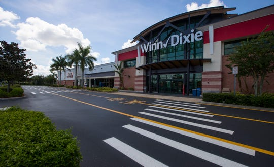 This Winn Dixie store located at 10580 Colonial Blvd. in Fort Myers was formerly a Sweetbay supermarket until the chain closed in 2014.