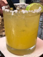 "Margaritas made by Benito ""Paco"" Gomez are the specialty of the house in summertime at Stella's."