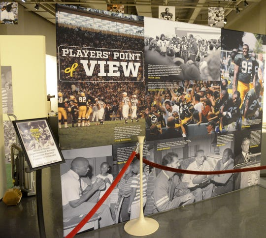 "The Neville Public Museum of Brown County's ""Delay of Game: Experiences of African American Football Players in Titletown"" has been recognized nationally."