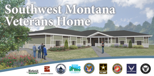 The Southwest Montana Veterans Home in Butte.
