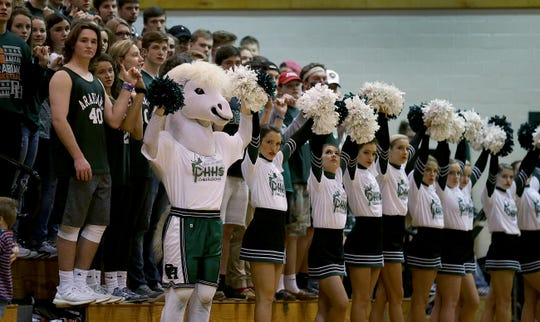 FILE – This year, Pendleton Heights will offer free admission to sporting events for its students.