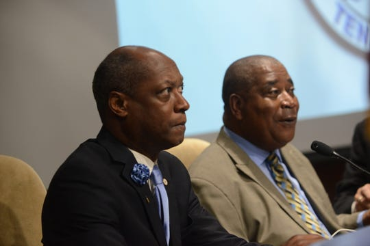 Ernest Brooks represents district 3 on the Jackson City Council.