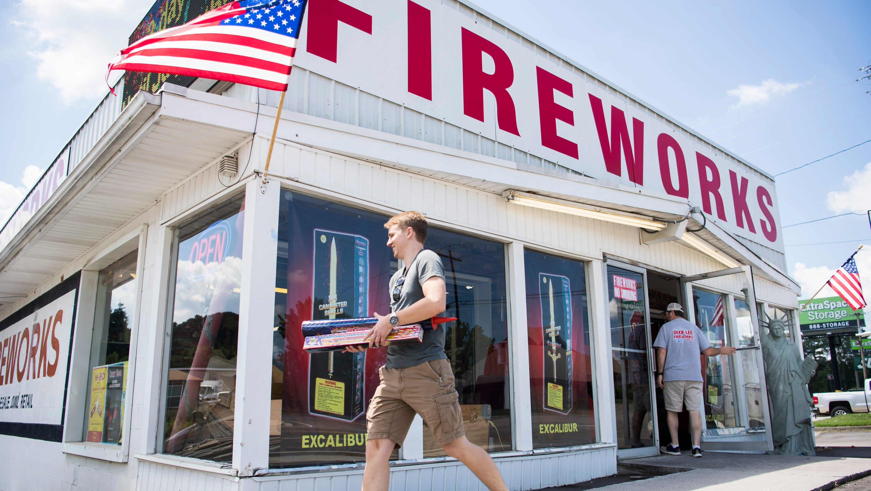 July 4th fireworks picks in Tennessee are about the big bang