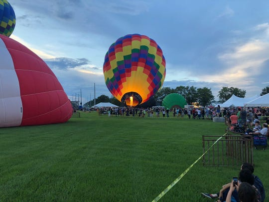 Carencro Hot Air Balloon Festival is set for Aug 30-31