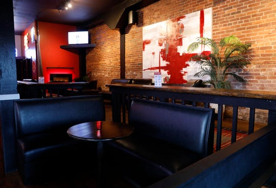 The Bar 740 on North Columbus Street opened recently.