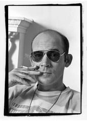 Kentucky-born writer and journalist Hunter S. Thompson is honored at three different museums this year.