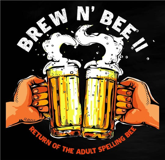 Brew N' Bee II: Return of the Adult Spelling Bee will be at Manitowoc's PetSkull Brewing July 17.