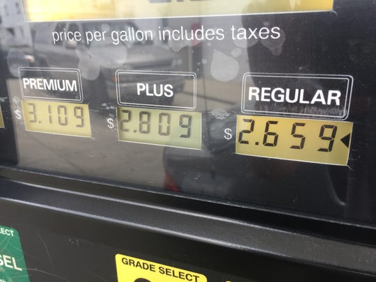 Gas prices are rising across North Central Ohio.