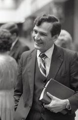 Memphis pastor Adrian Rogers was a three-term president of the Southern Baptist Convention.