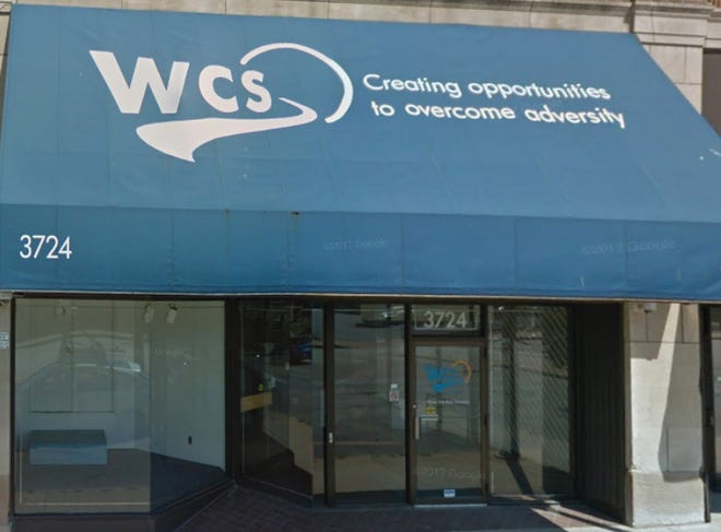 The Wisconsin Community Services office on West Wisconsin Avenue in Milwaukee.