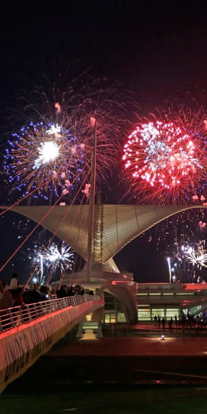 Major fireworks shows in the city of Milwaukee have been canceled this summer, but there seems to be no shortage of amateur fireworks displays, even though they're illegal.