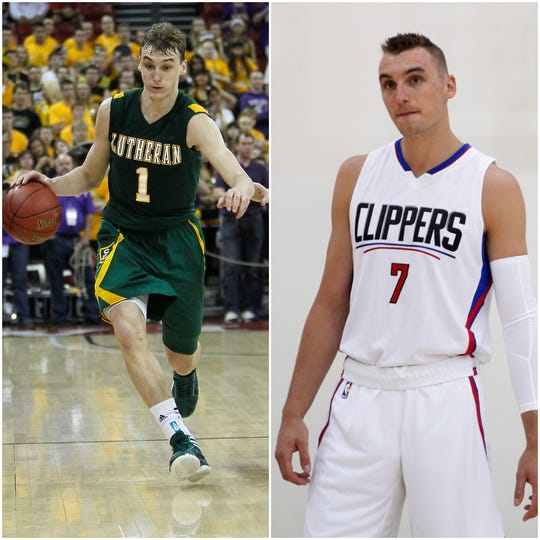 Sam Dekker was a Sheboygan Lutheran standout and looked briefly like he might be headed to the Bucks in 2018-19.