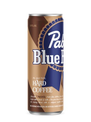 Pabst Blue Ribbon has introduced its first stout called Hard Coffee.