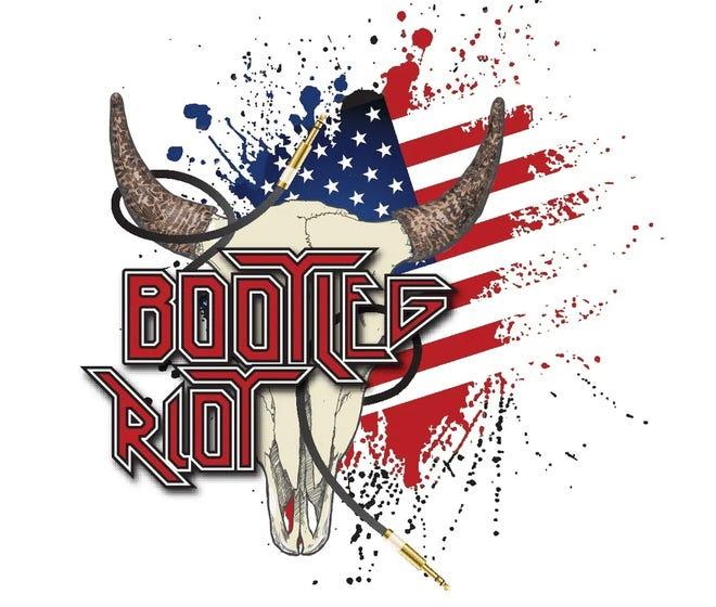 Bootleg Riot logo