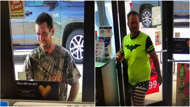 The Sterlington Police Department needs help identifying two suspects in a theft investigation.