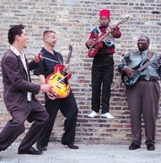 Lil' Ed & The Blues Imperials will perform Sunday at Capitol Oyster Bar in Montgomery.