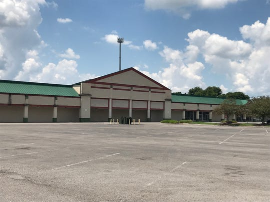 The large and older Mercury Plaza shopping center in Murfreesboro will not be replaced by a Kroger, a spokeswoman for the grocery store company said. The company instead seeks to sell the property.