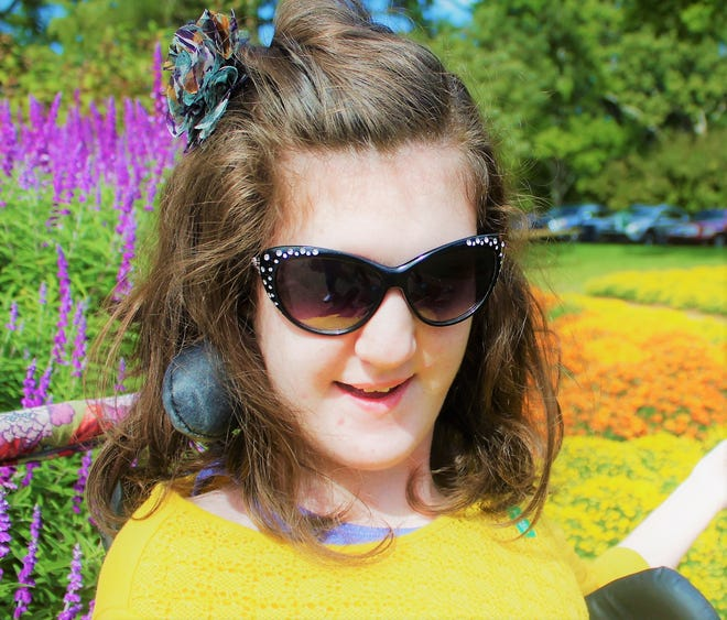 Tabitha West loved to smile and usually had a pretty bow in her hair, her mother, Karen West, said.