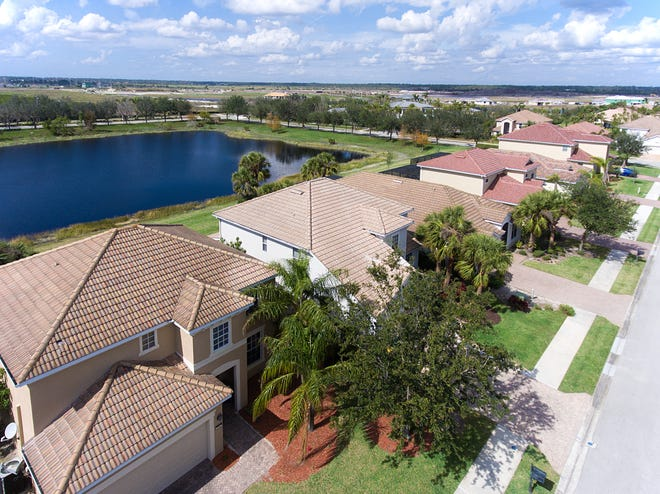 Orange Blossom Naples' offers single-family homes and townhomes priced from the $200's.