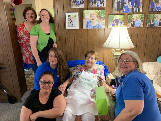 The El Paso and Las Cruces Franchise locations of Comfort Keepers are participated in the first National Day of Joy. The Comfort Keepers National Day of Joy celebrated on June 26.