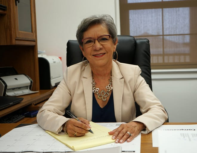 Denise Madrid Boyea was hired July 1 as deputy city attorney for the City of Carlsbad.