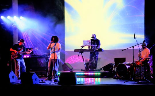 Sub Horizon will perform a multimedia show July 13 at the Totah Theater in Farmington.