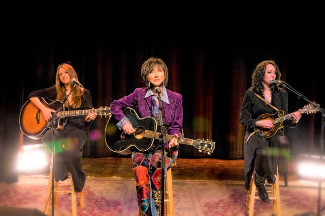 The Pam Tillis Acoustic Trio will perform at 7 p.m. July 1 at the Bucyrus Elementary School Auditorium, 245 Woodlawn Ave., as the finale of the Crawford County Community Concert Association's season.