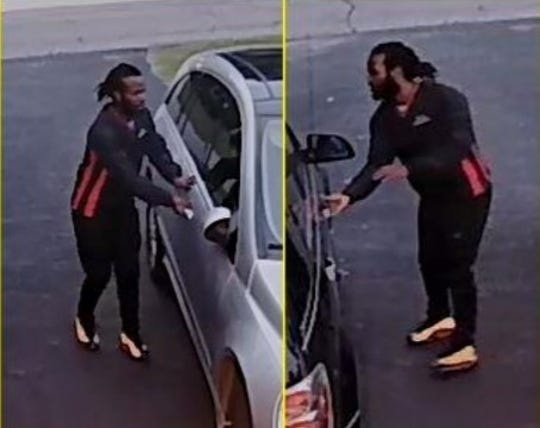 Bloomfield Township police are trying to identify this man who recently broke into a BMW.