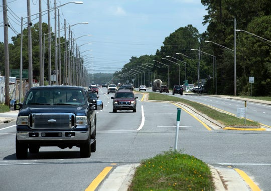 State Road 87 is a critical artery that connects the north and south ends of Santa Rosa County and offers a straight shot to Interstate 10.
