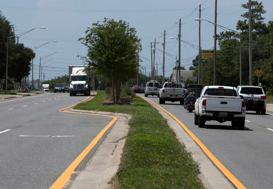 After 17 years, construction on State Road 87 — the main thoroughfare that connects Navarre to Milton — is finally finished.