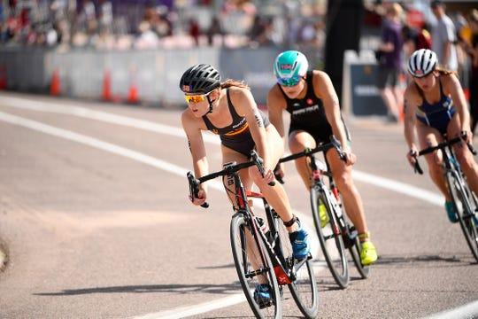 Arizona State won its third consecutive Women's Collegiate Triathlon National Championship in 2018.