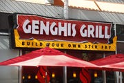 Genghis Grill at Tempe Marketplace in Tempe, Ariz., on July 1, 2019.