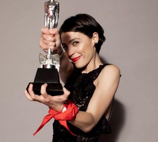 """Ilse Salas hizo una gran actuación en el filme """"Niñas Bien"""" (ahora en Pantaya), lo que le dio el premio Ariel a Mejor Actriz."""